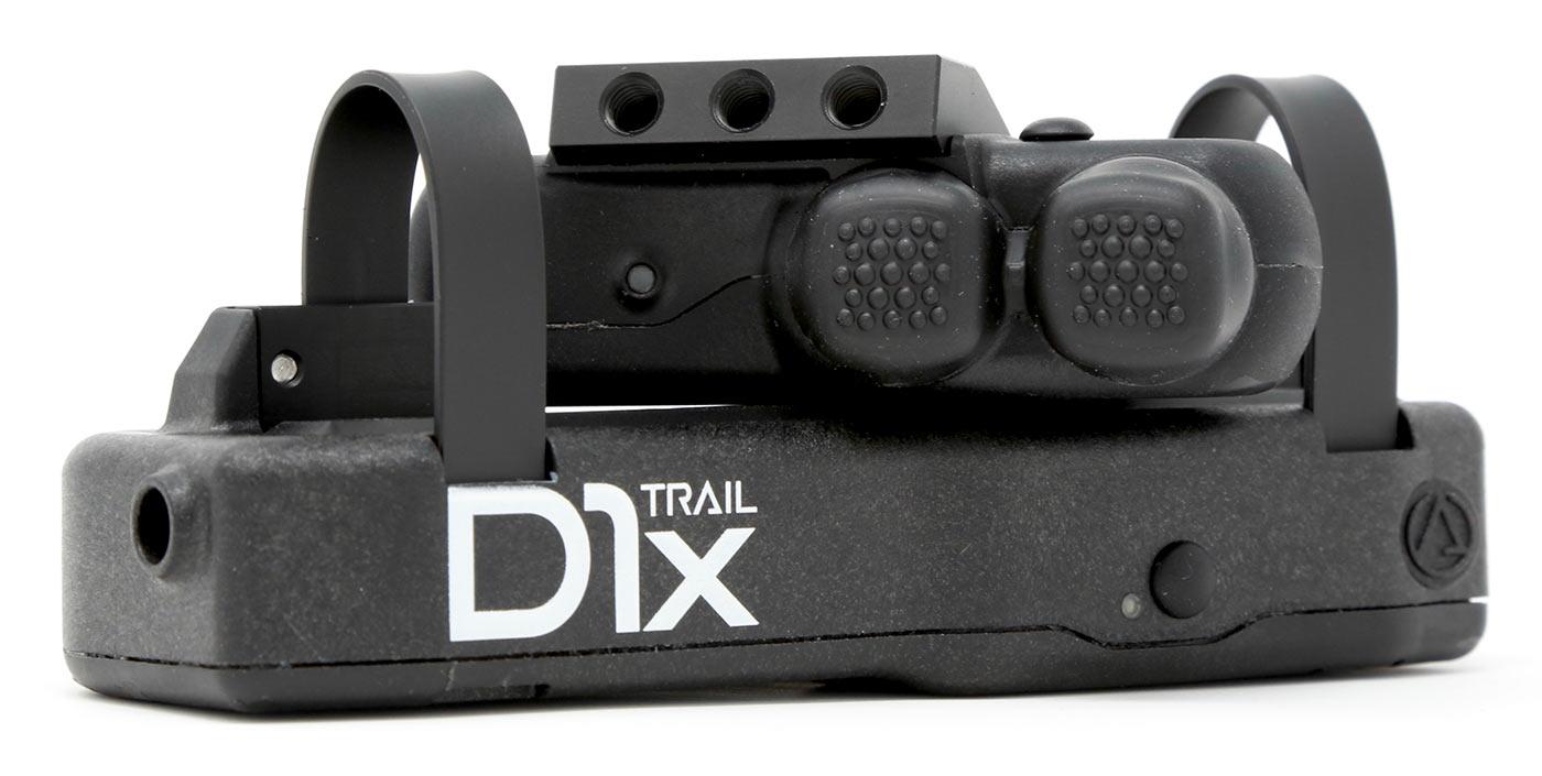 trasa archer d1x převede jakékoli horské kolo na bezdrátové řazení s jakýmkoli přehazovačem