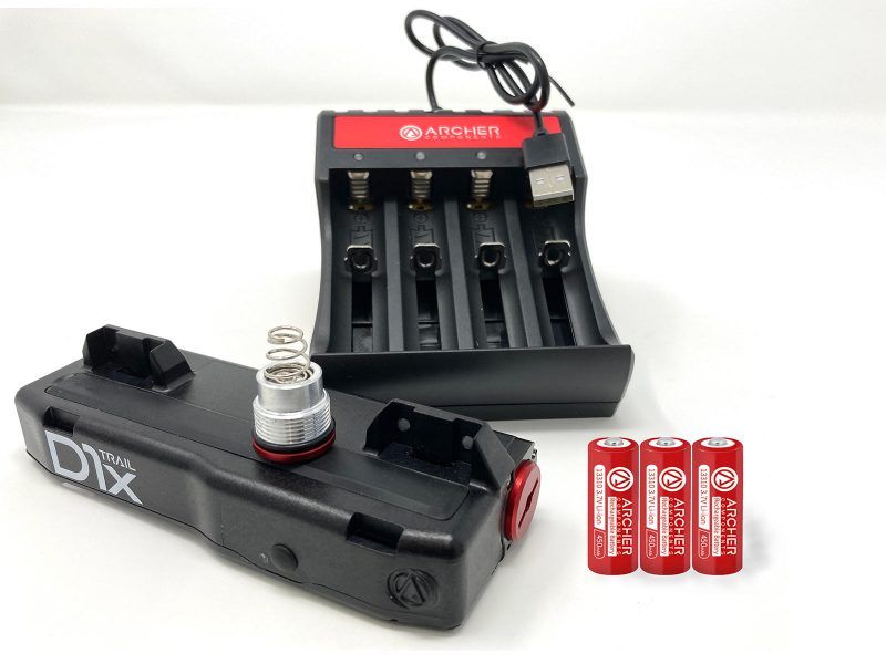 archer wireless shifting kit with faster sprint battery kit