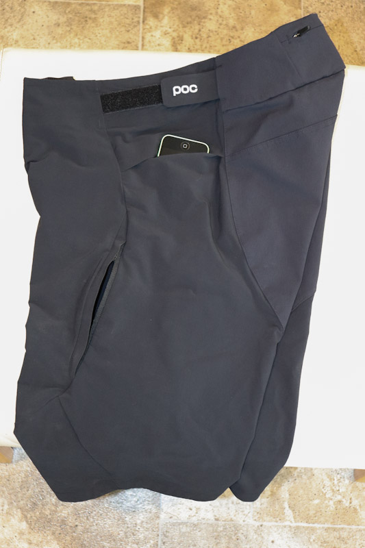 POC Infinite All Mountain shorts, side