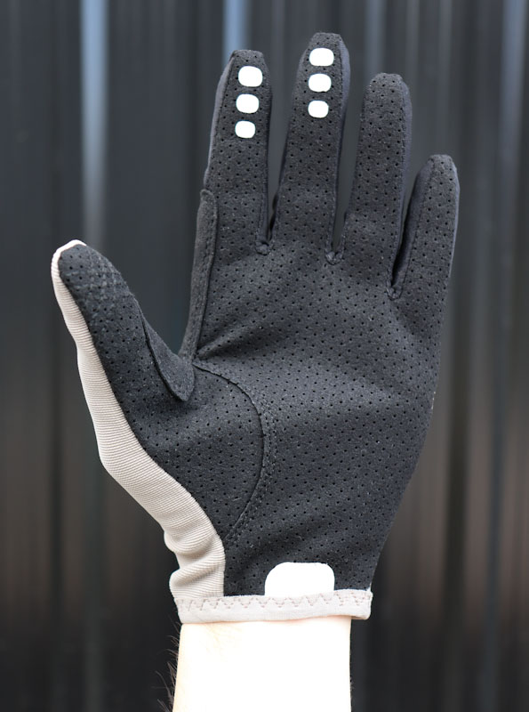POC Resistance Enduro glove, palm