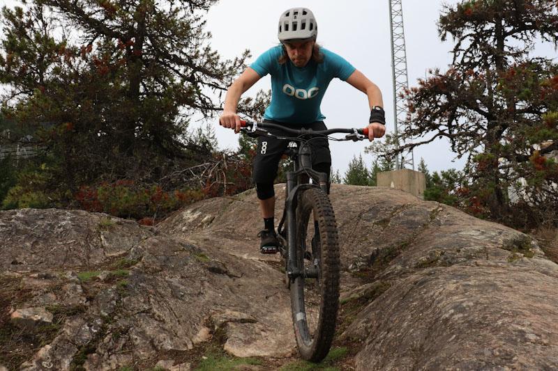 POC Oseus VPD knee pads, SF riding