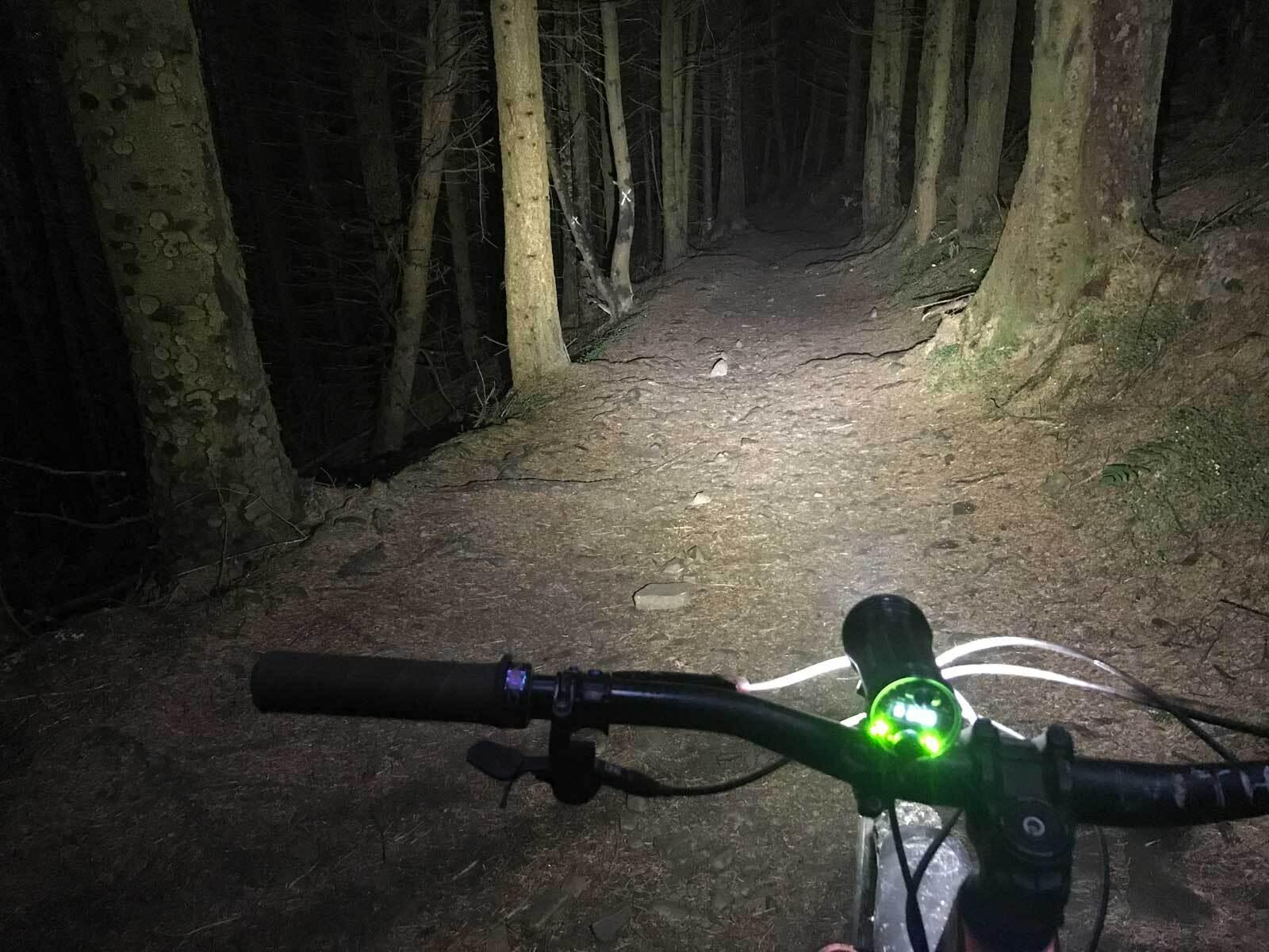 The Best Mountain Bike Lights of 2021: Ride Illuminated Into Fall thumbnail