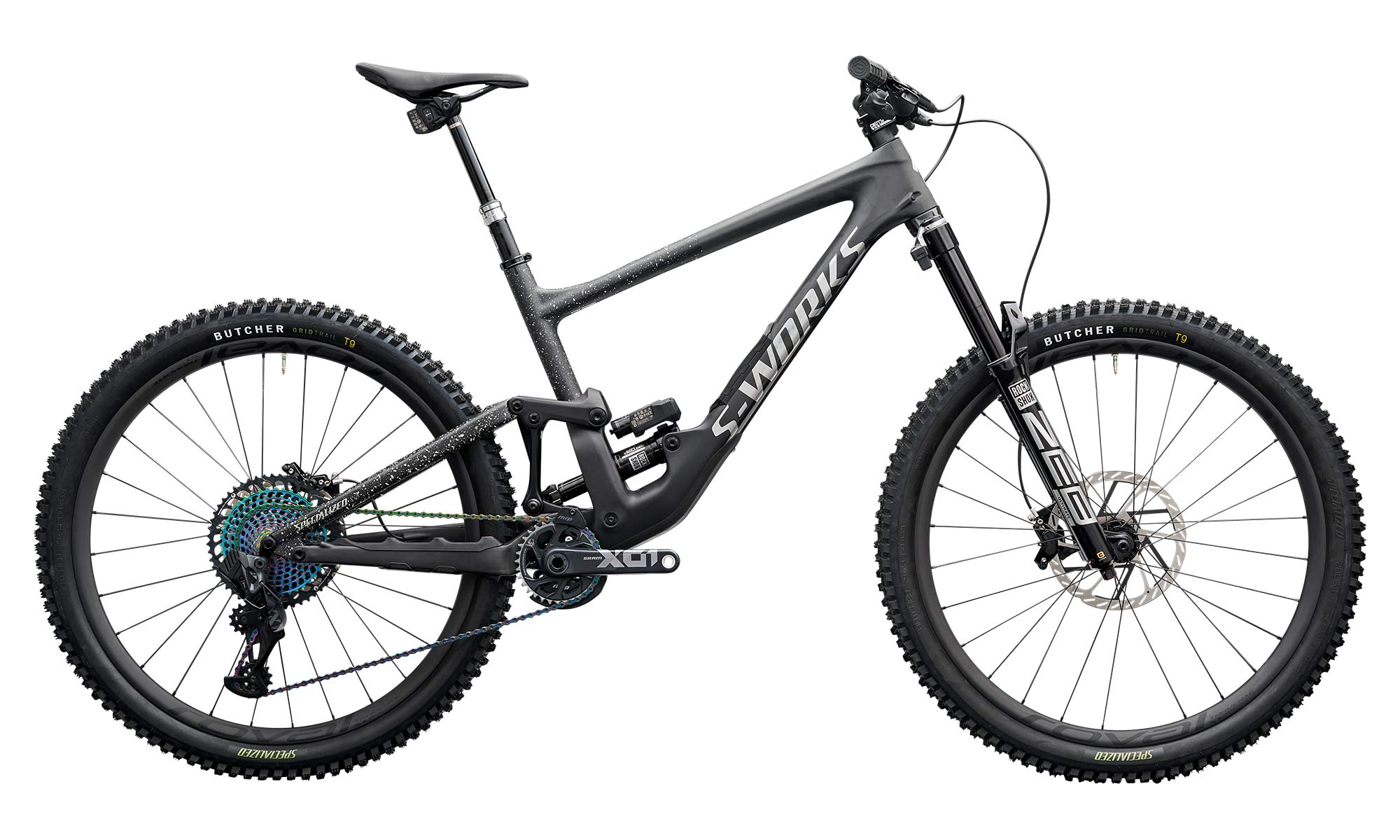 These are the mountain bikes launching now with RockShox Flight Attendant! thumbnail