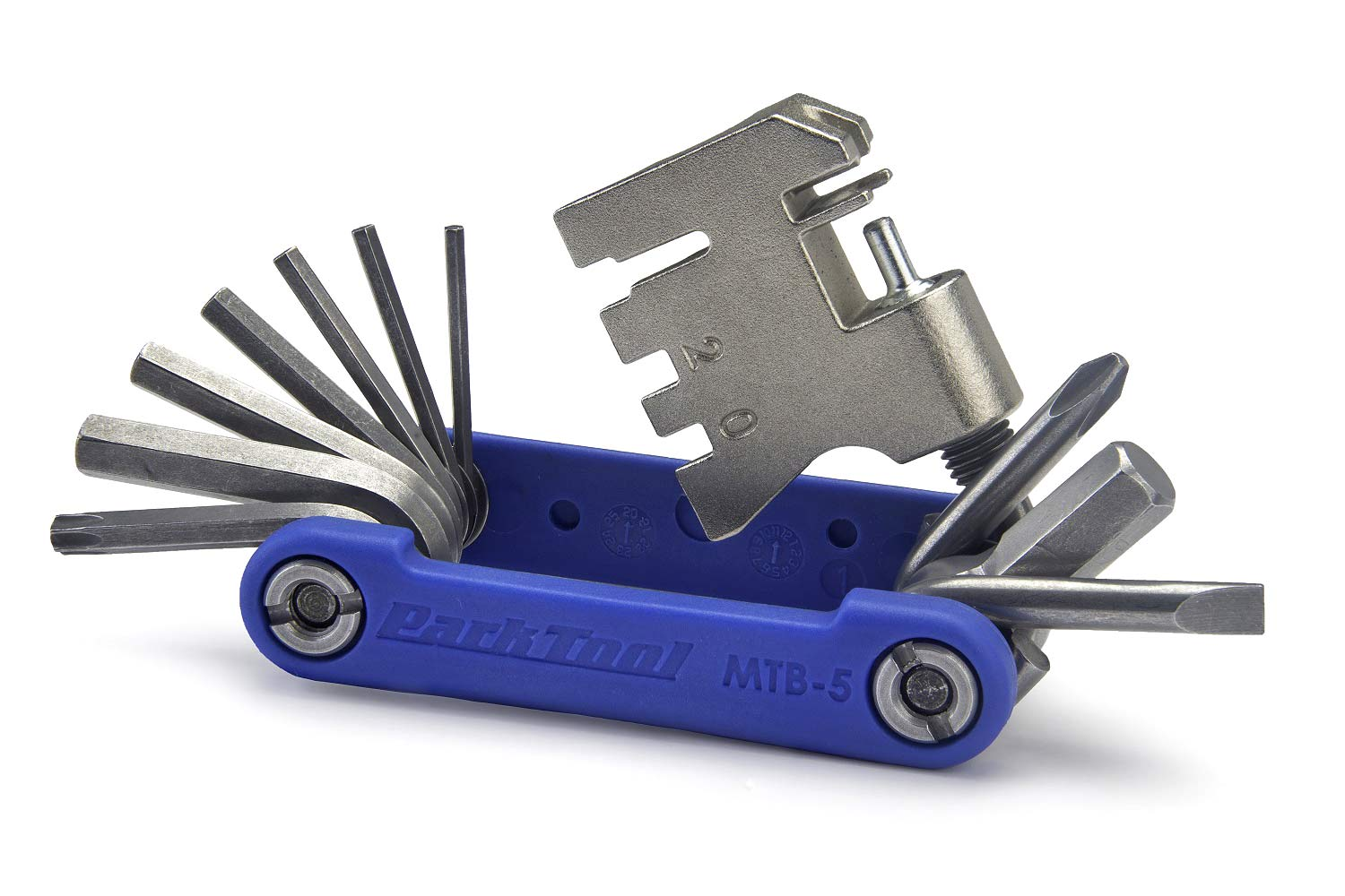 Park Tool to the MTB-5 Rescue Multi-Tool