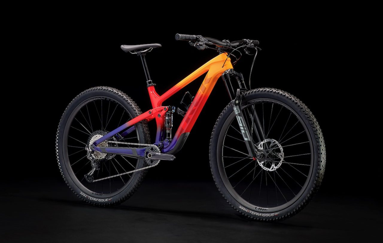 2022 Trek Top Fuel 9.9 XTR full bike