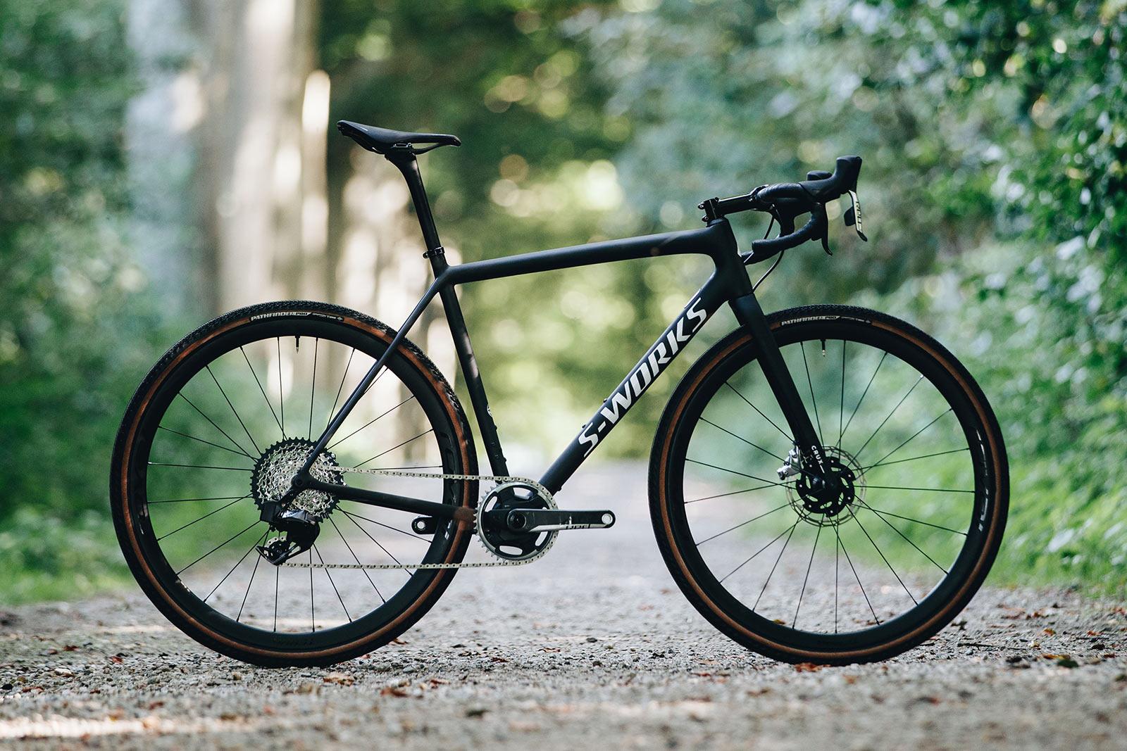 new specialized crux s-works gravel bike