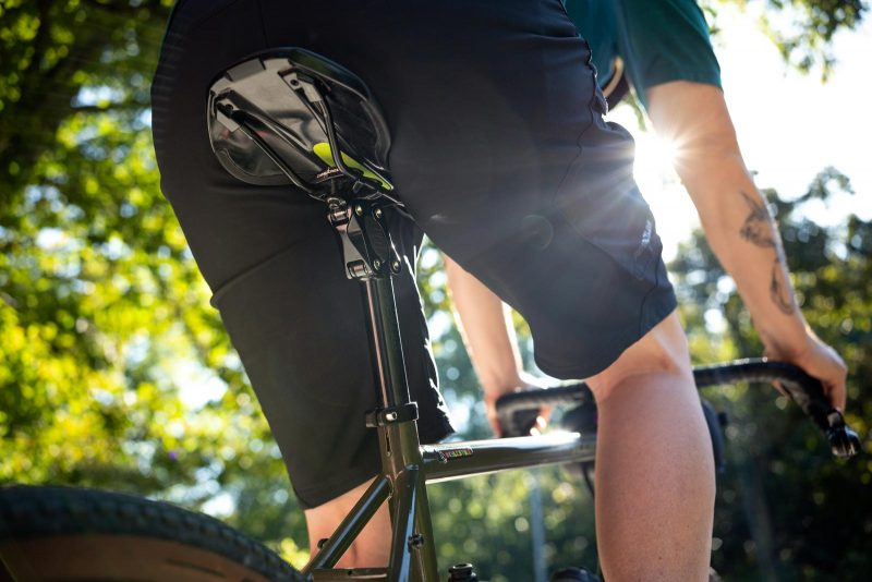 cane creek eesilk+ alloy 35mm suspension seatpost gravel riding