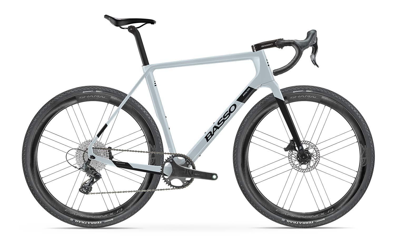 2022 Basso Palta II carbon gravel bike, Campagnolo Ekar Shamal