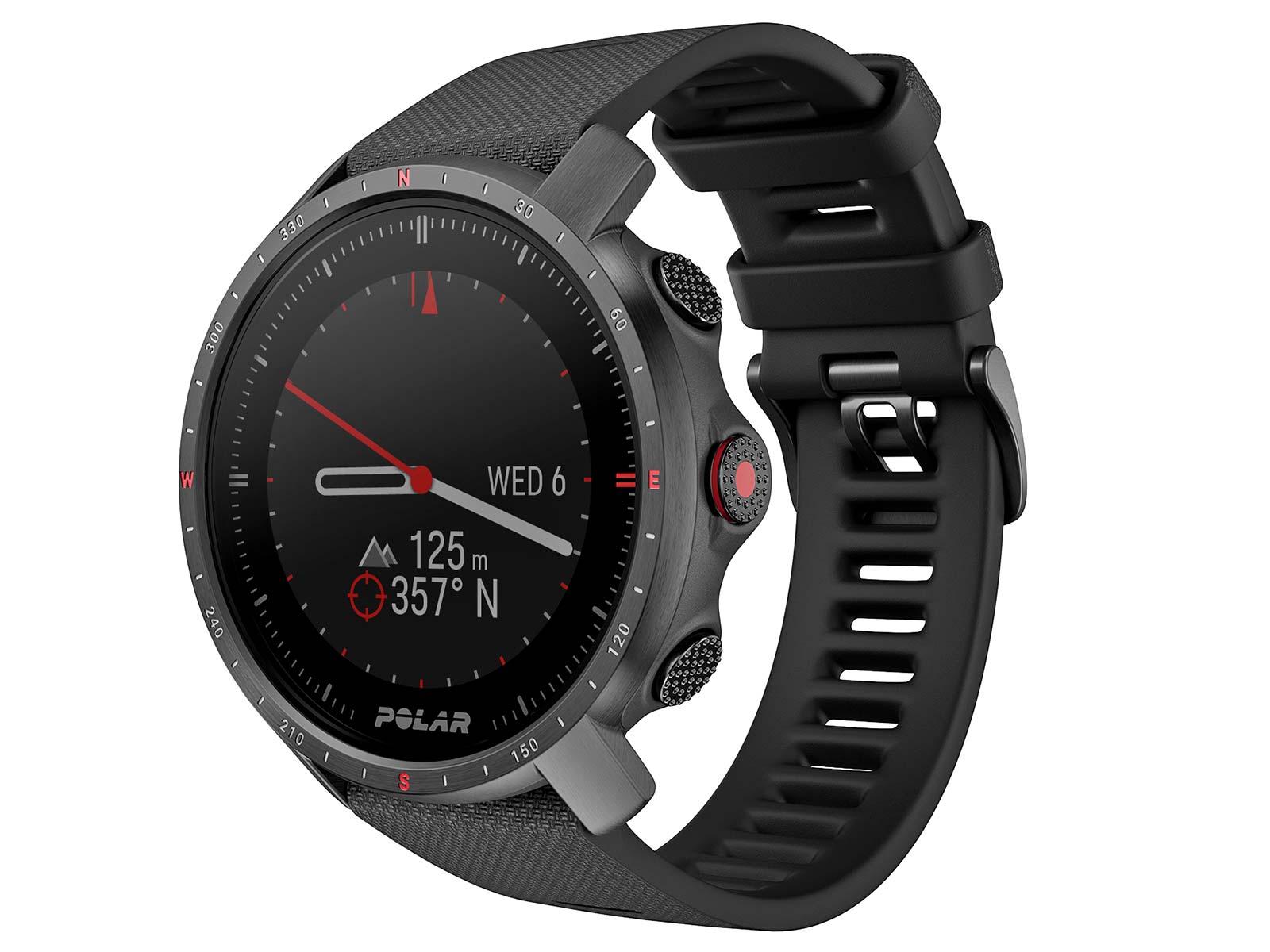 Polar Grit X Pro training smartwatch family