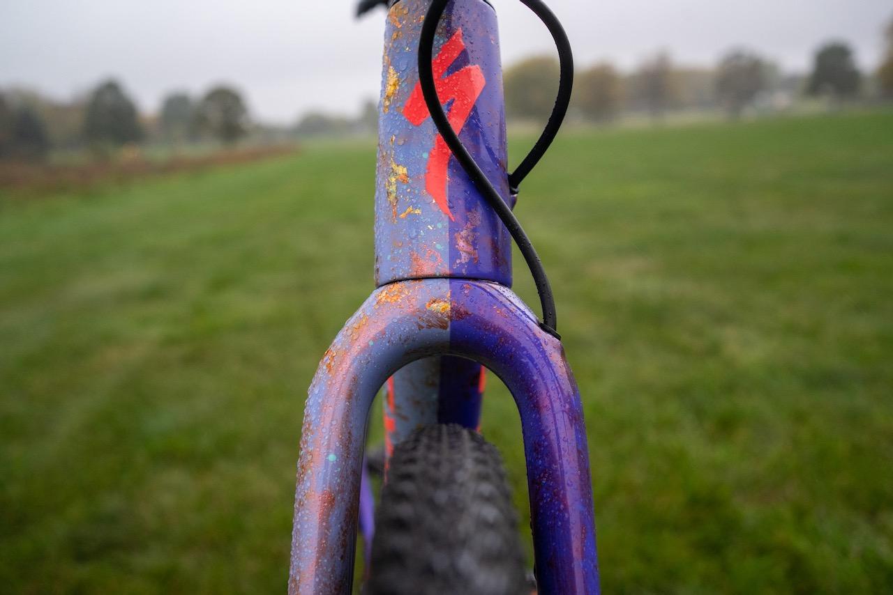 Maghalie Rochette Specialized Crux bike check full alter ego