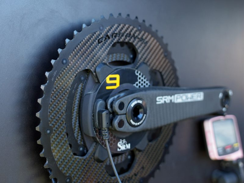srm pm9 crank spider power meter for road and mountain bikes