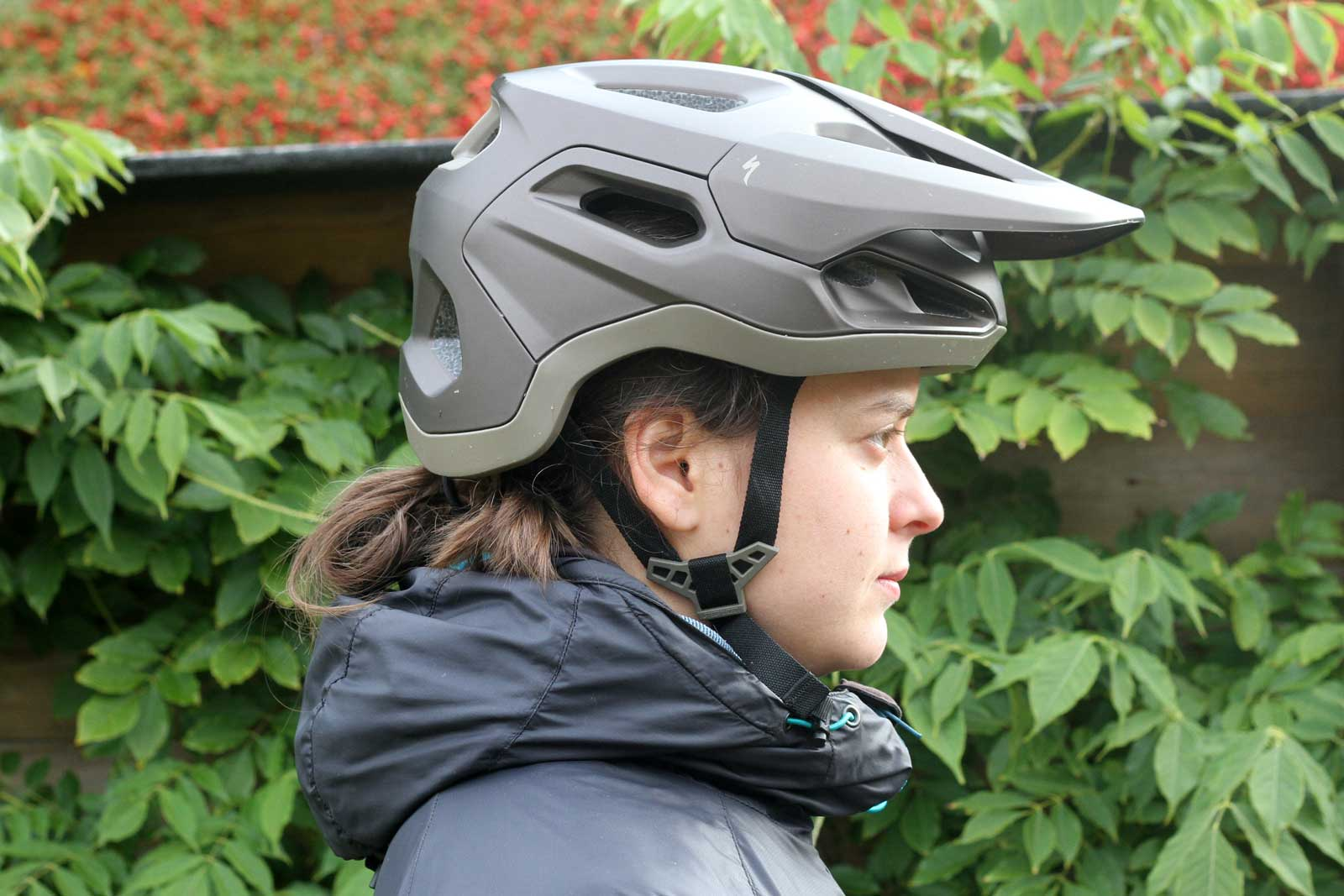 specialized tactic 4 helmet review side view