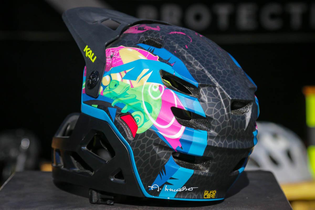 Kali Maya Artist Series Child Convertible Full Face Helmet