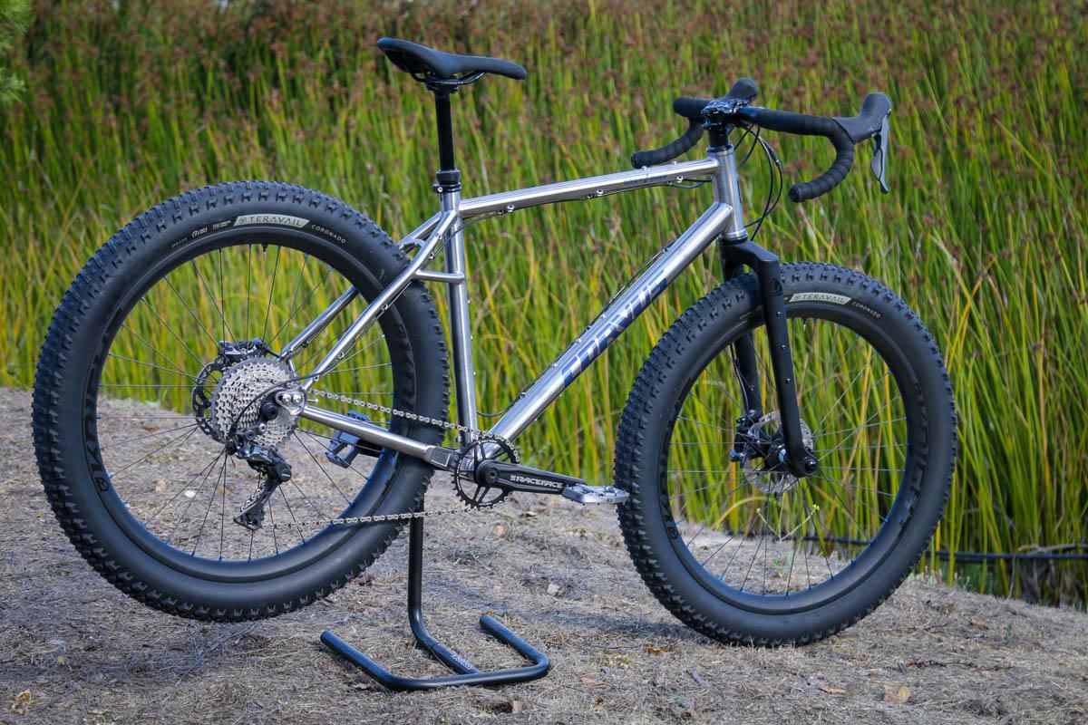 Fatback Bikes Are Now Corvus Cycles + 4 New Bikes including Crow Pass Ti Gravel / Adventure Dropbar