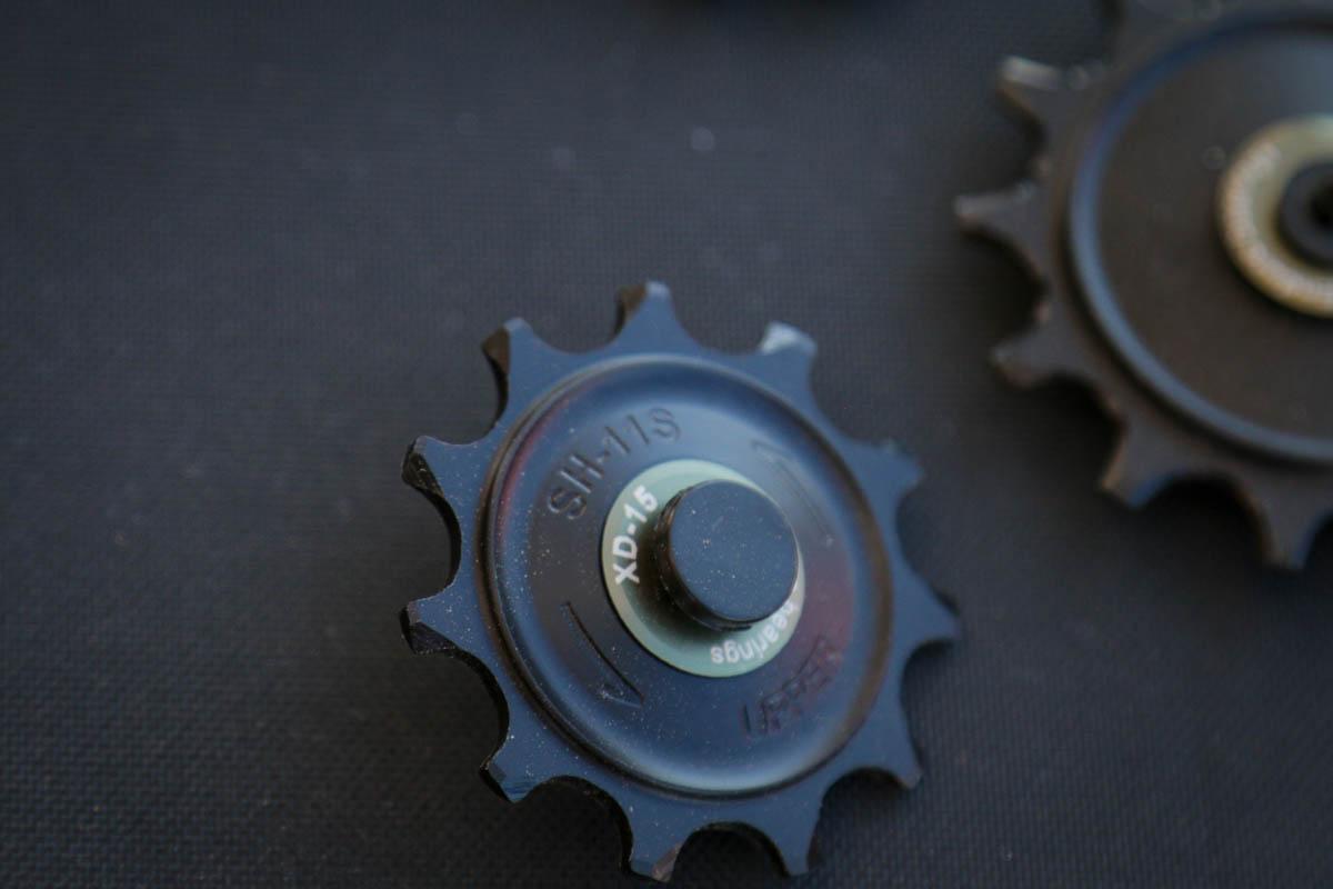 Enduro grx pulley