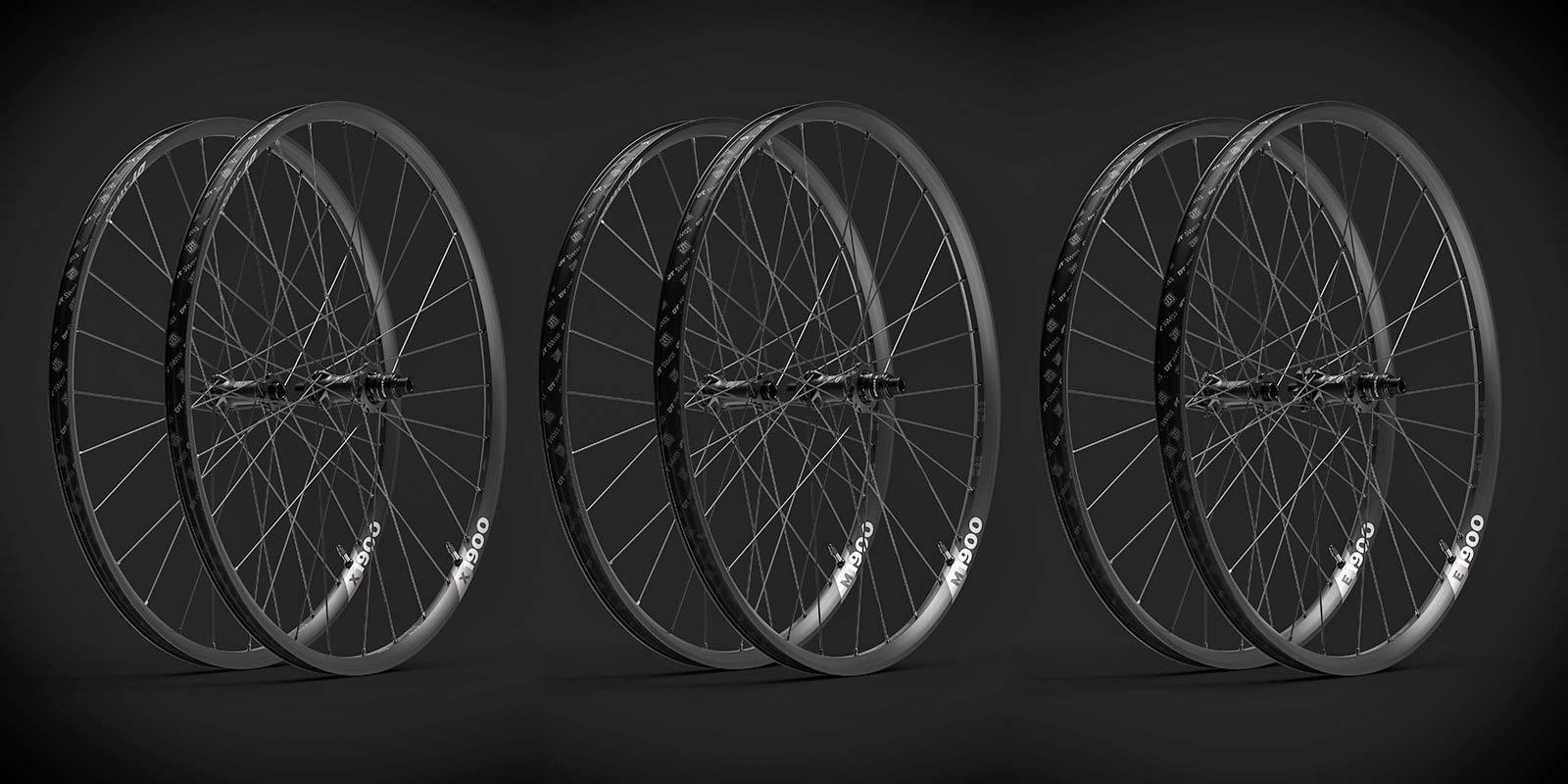 DT Swiss 1900 Spline MTB wheels upgrade to Ratchet LN hubs, family