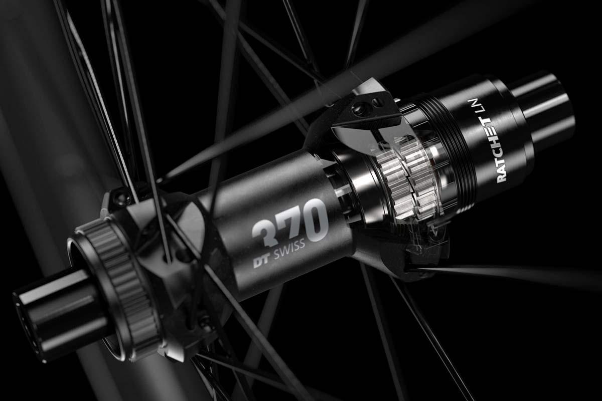DT Swiss 1900 Spline MTB wheels upgrade to Ratchet LN hubs, inside