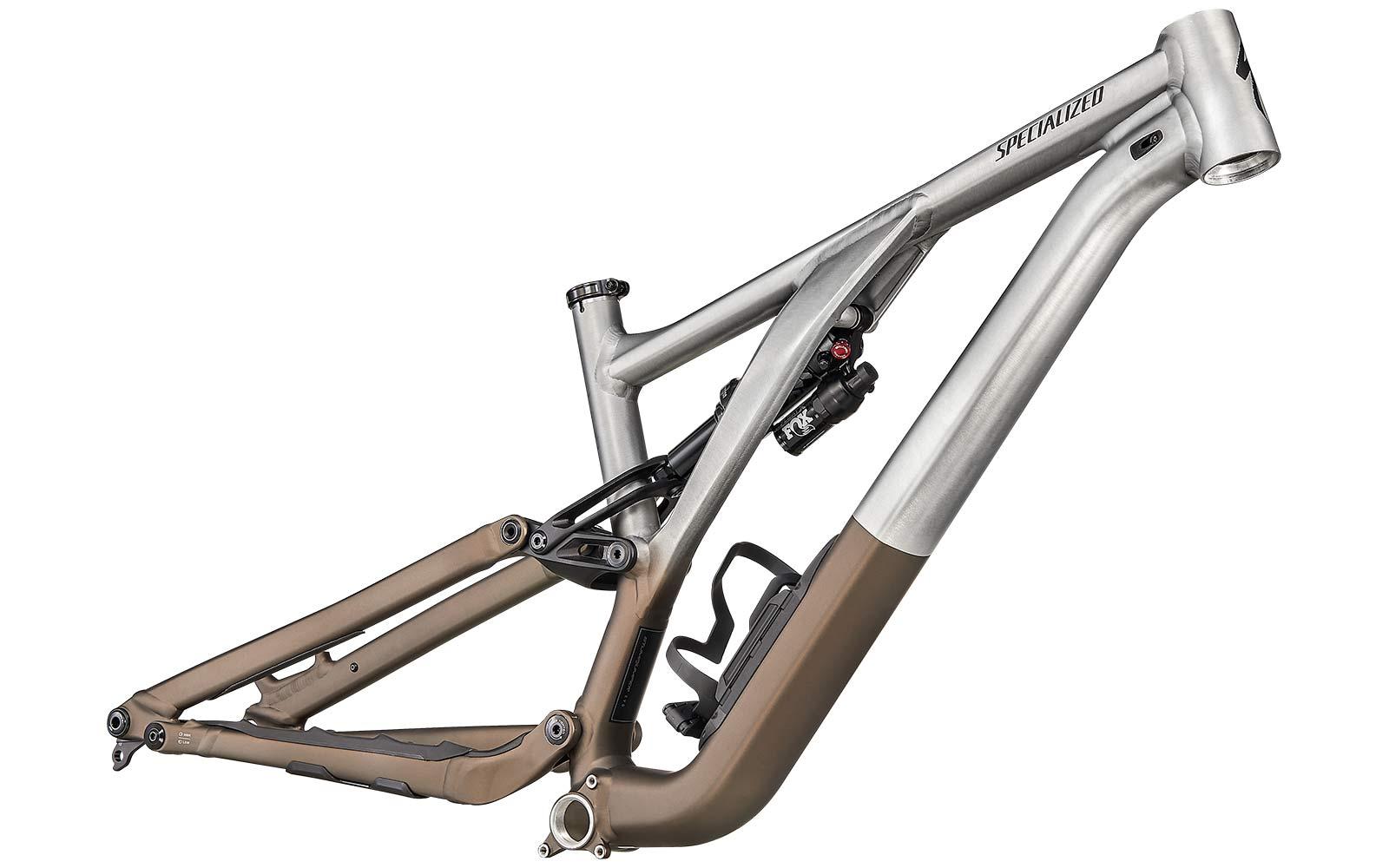 2022 Specialized Stumpjumper EVO Alloy trail bike, more affordable aluminum frameset