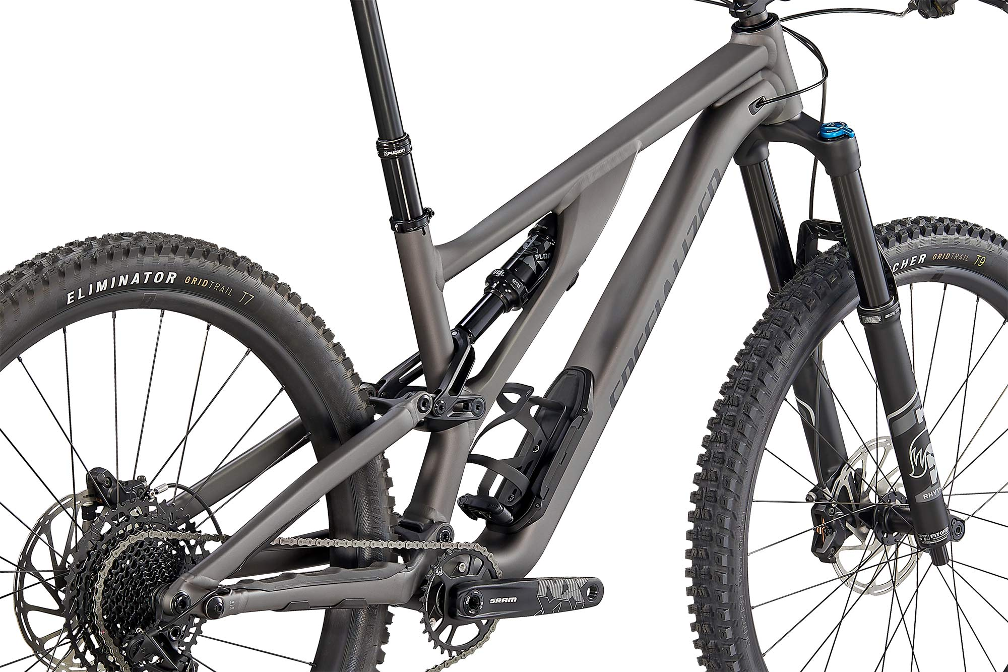 Specialized Stumpjumper EVO Alloy lowers cost of Stumpy trail fun while carbon gets pricier! thumbnail