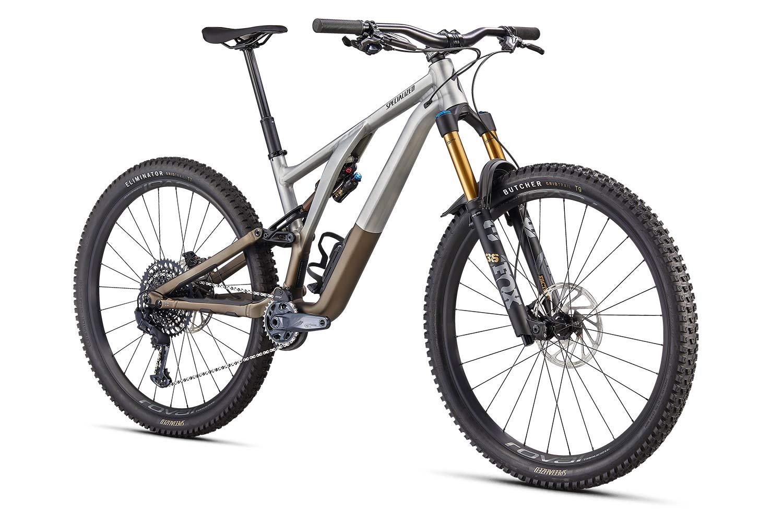 2022 Specialized Stumpjumper EVO Alloy trail bike, Elite