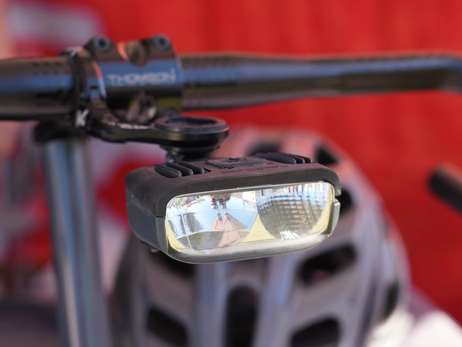 outbound detour gravel bike headlight