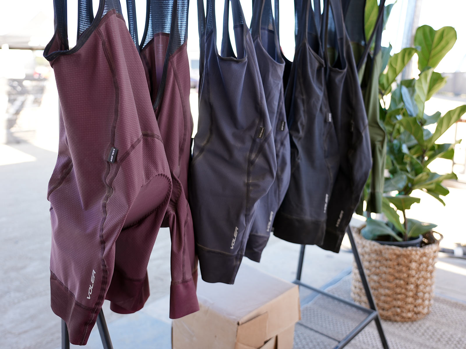 voler black label bibshorts for all conditions