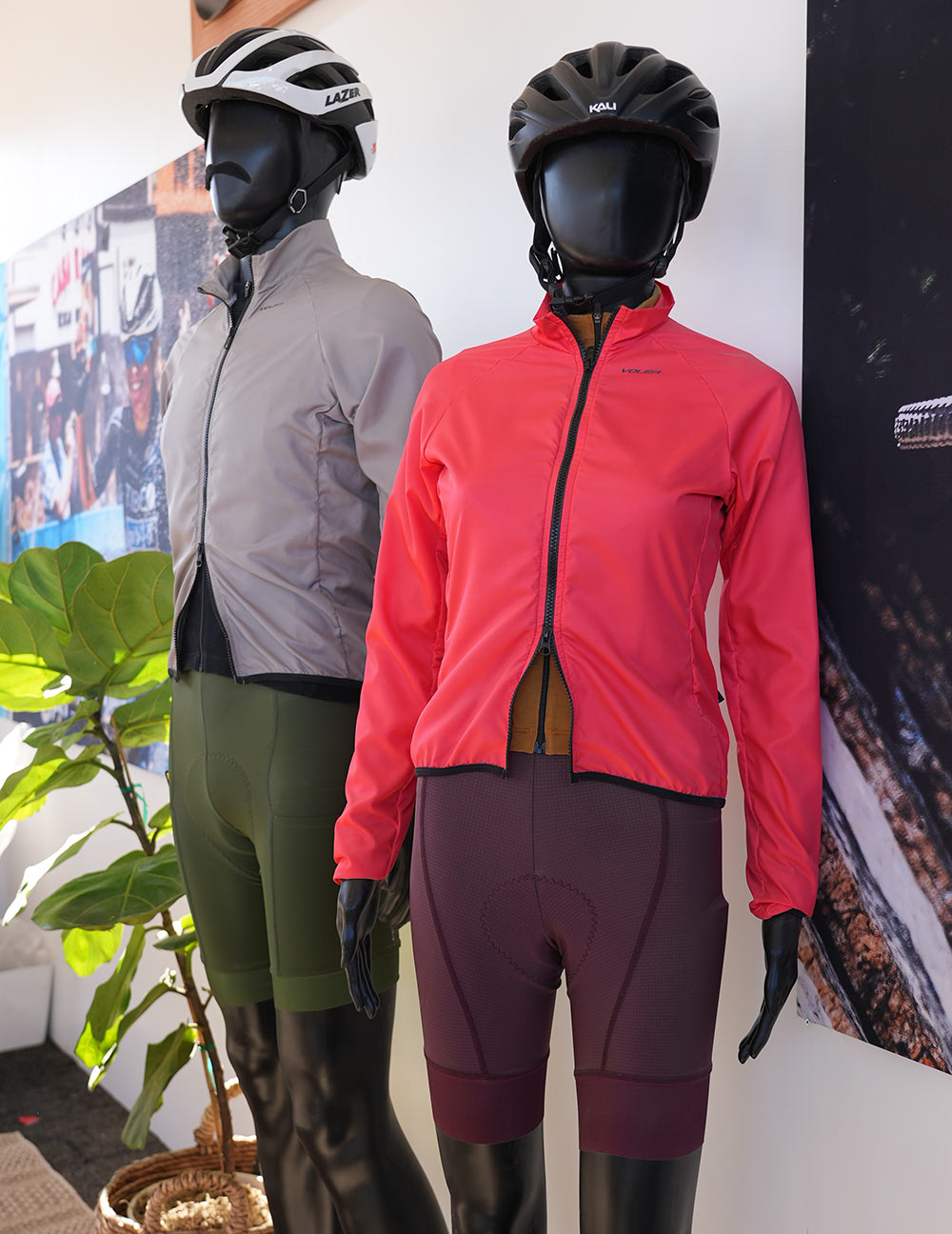 voler cool weather cycling kits for men and women