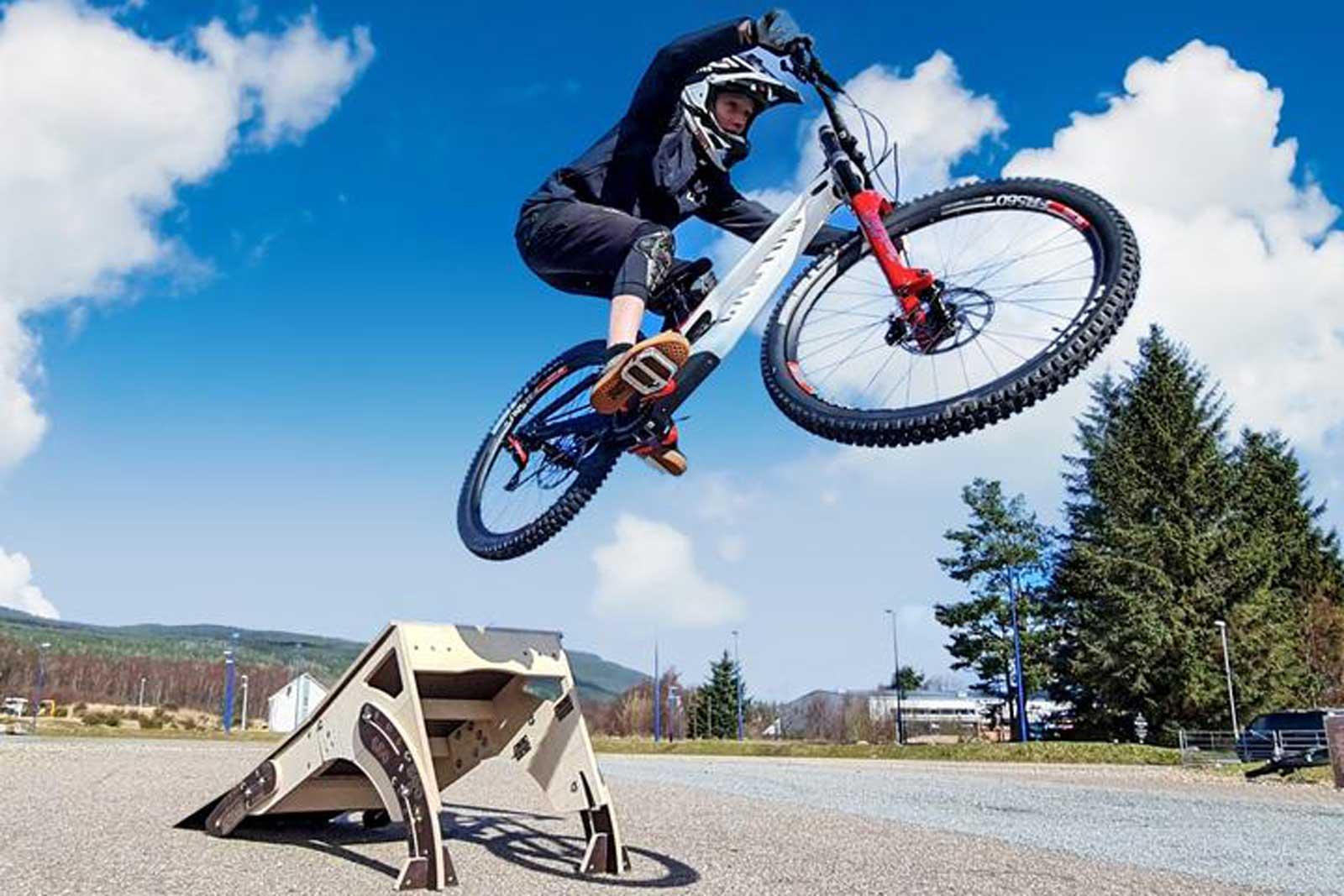sender ramps expert adjustable progression ramp