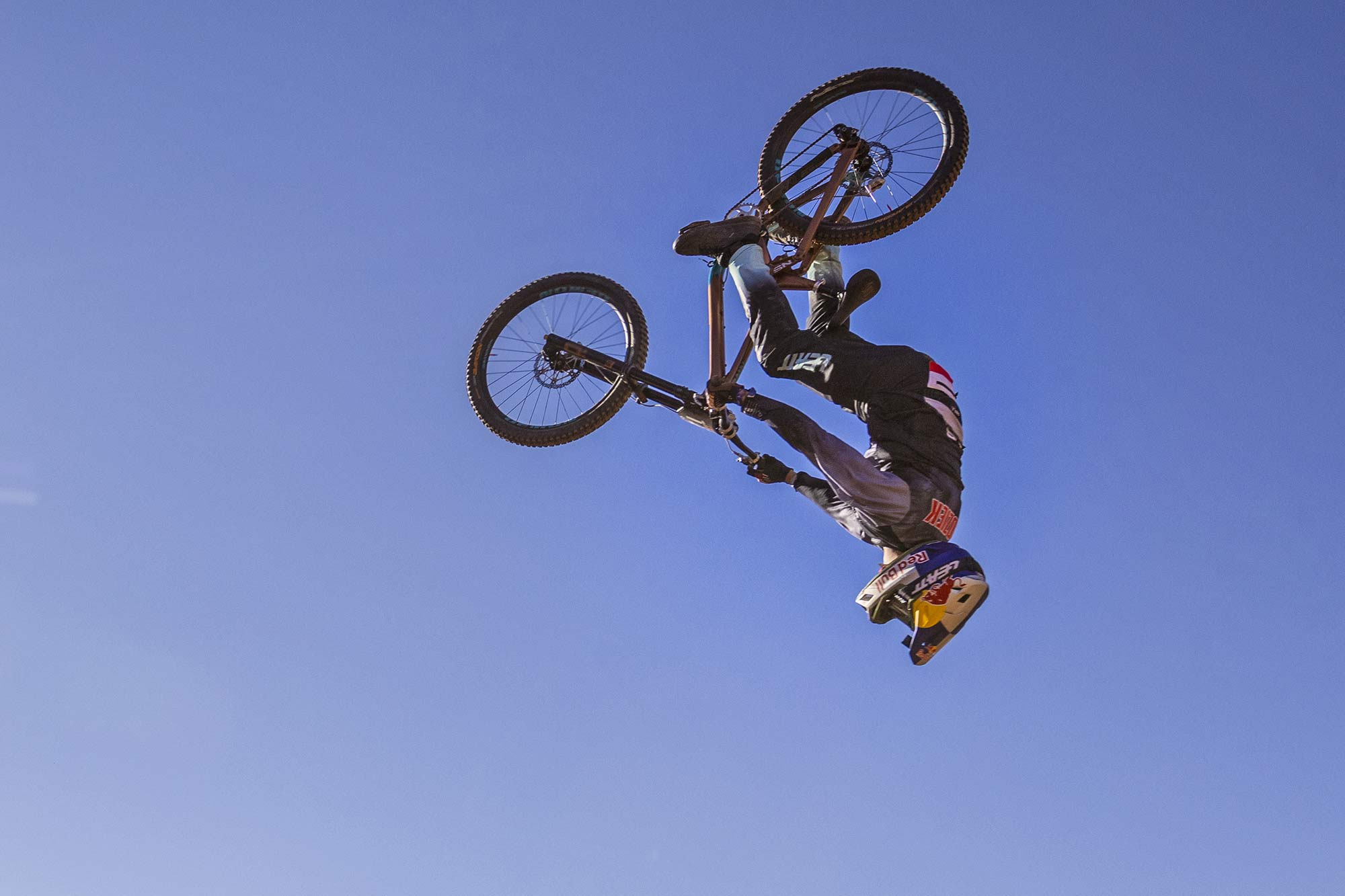 Red Bull Rampage Pro Bike Check Roundup, photo by Catherine Aeppel