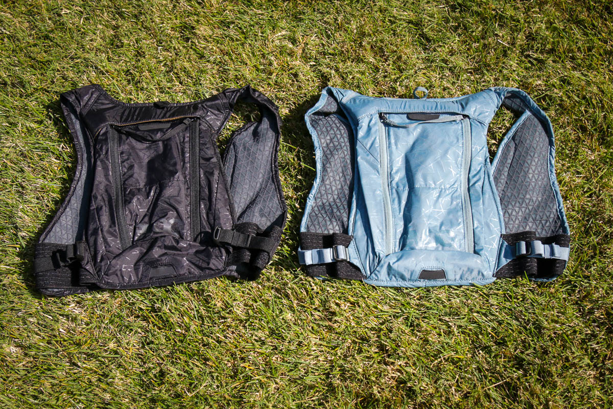 EVOC Hydro Pro Hydration Vest carries water & the essentials, without weighing you down thumbnail