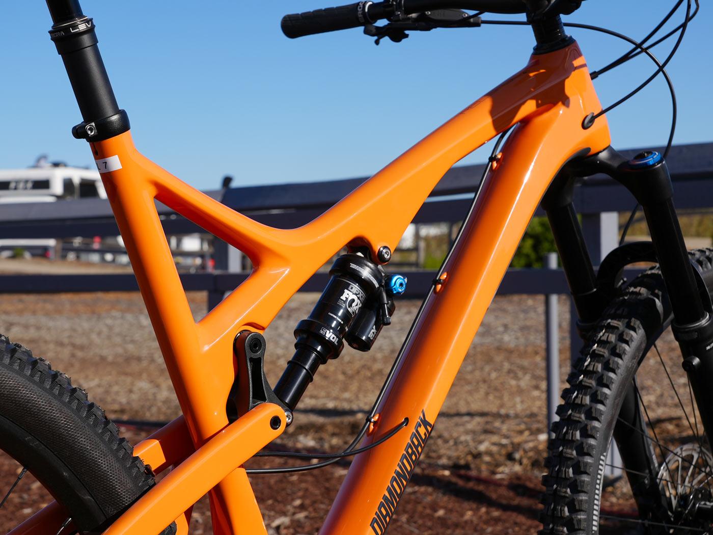 Diamondback Release 5C upgrades its spec, still rockin' 27.5″ wheels for now thumbnail