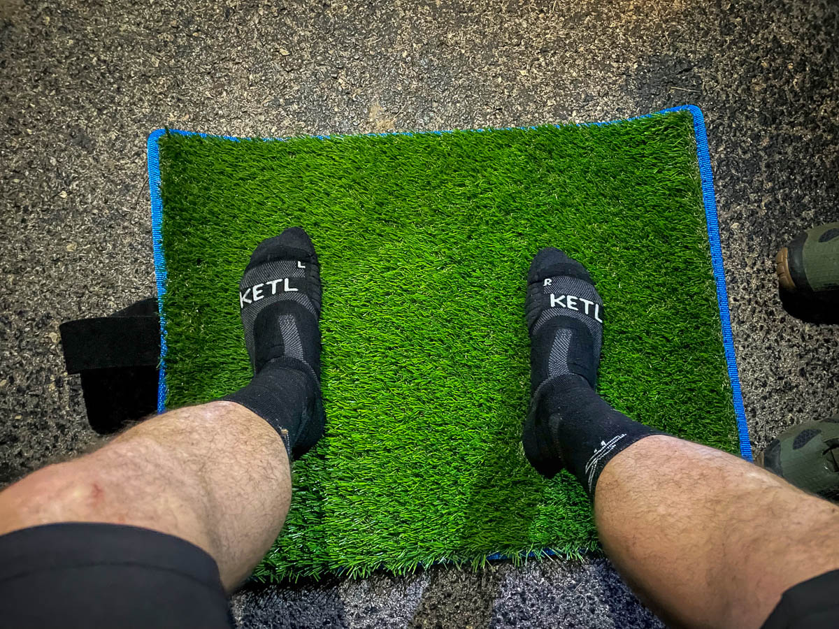 Surf Grass Mats are the must-have changing accessory you didn't know you needed