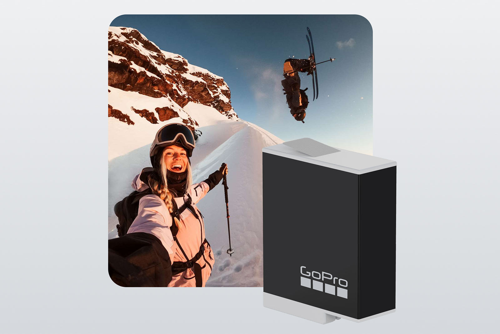 gopro enduro battery is a longer laster action camera battery