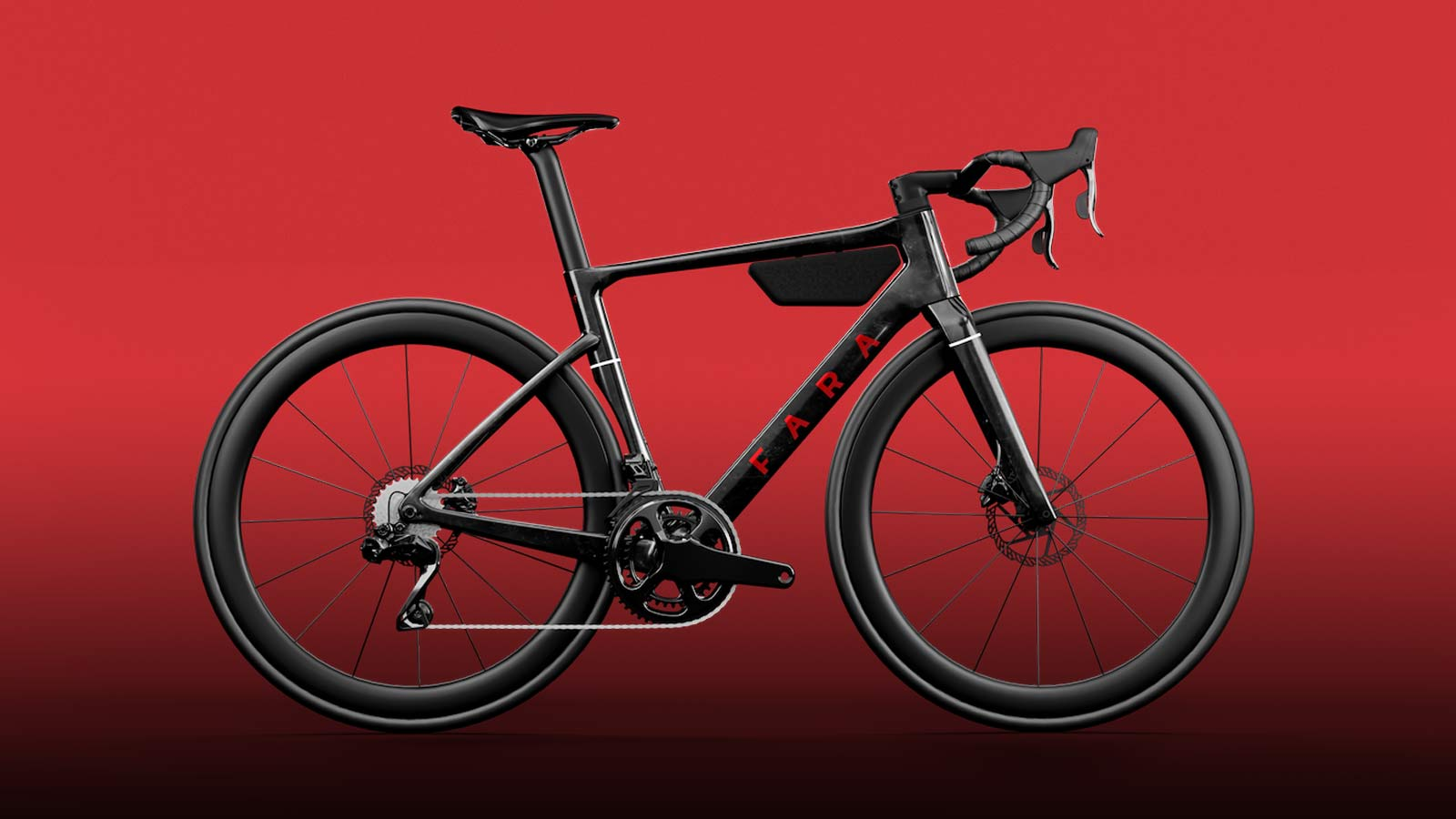 Fara F/RD aero carbon endurance adventure all-road bike,red