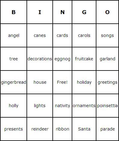 bingo game generator