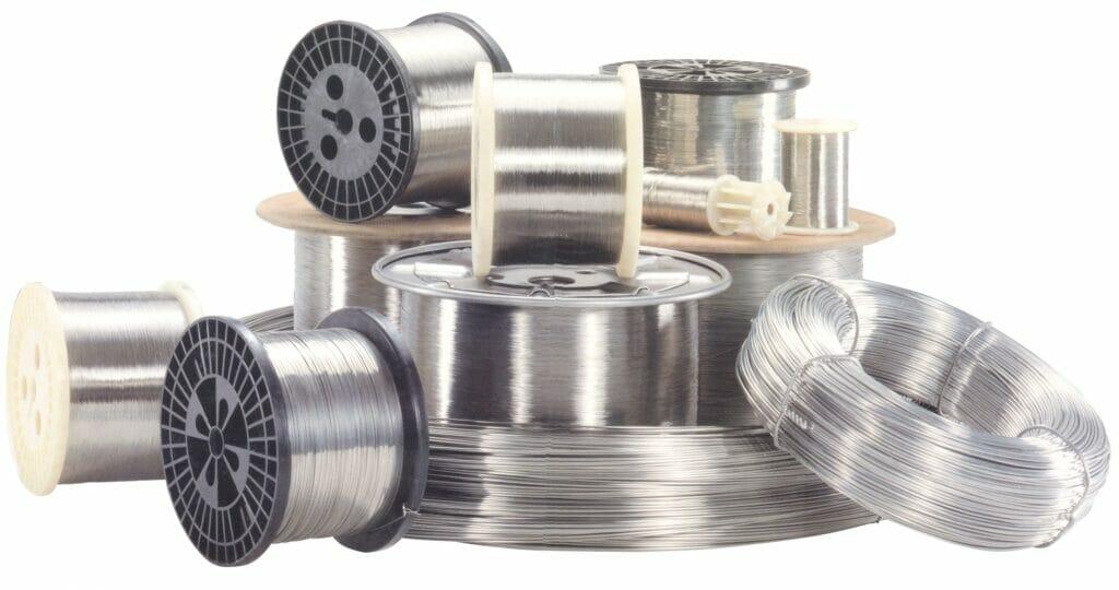 Wire manufacturer near me stainless steel wire bobbins