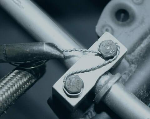 lock wire   safety wire