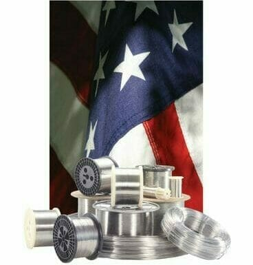 Brookfield Wire Supply American Flag