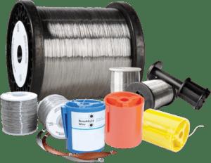 bulk wire spool
