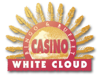 Casino White Cloud Logo