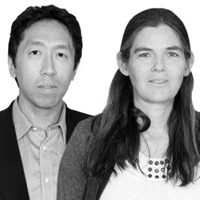 Andrew Ng and Daphne Koller