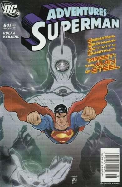 Adventures of Superman #641 comic books for sale