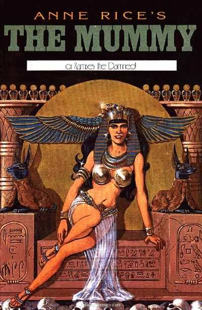 Anne Rice U0026 39 S The Mummy Or Ramses The Damned  8 In Nm