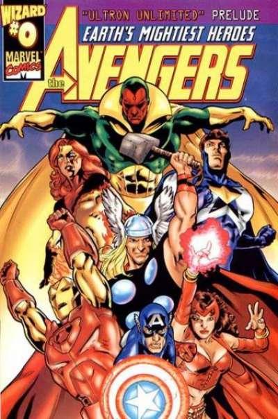 Avengers Comic Books. Avengers Comics.