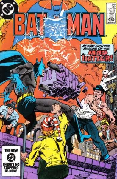 Batman #379 comic books for sale