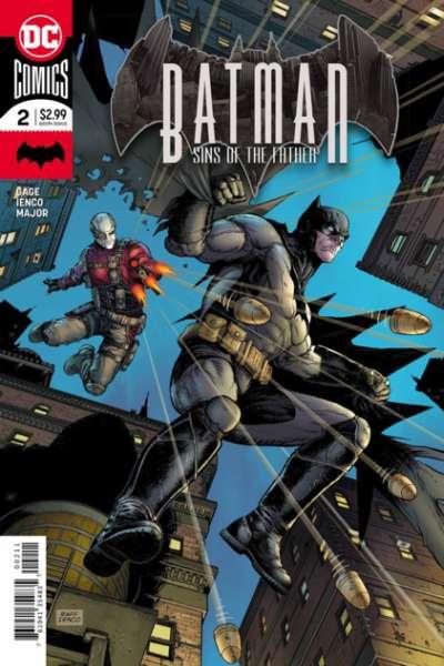 BATMAN GOTHAM KNIGHTS #64 NEAR MINT 2005 DC COMICS