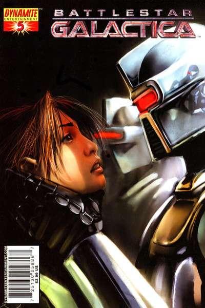 Battlestar Galactica #5 comic books for sale