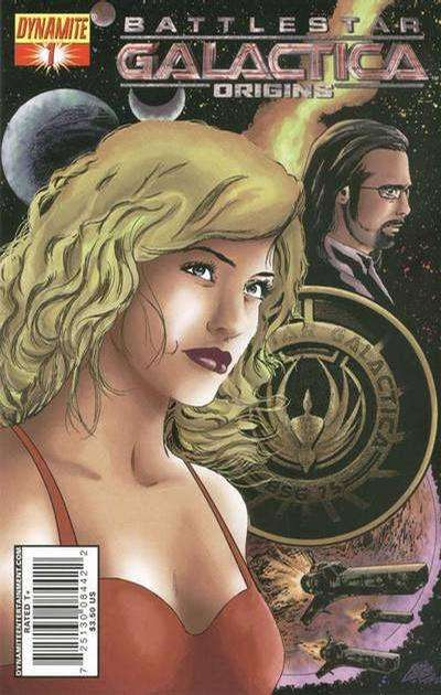 Battlestar Galactica: Origins comic books
