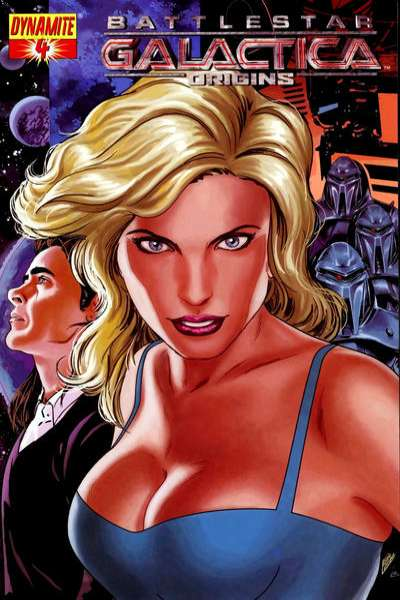 Battlestar Galactica: Origins #4 comic books for sale