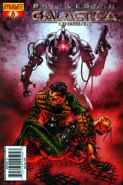 Battlestar Galactica: Origins #6 comic books for sale